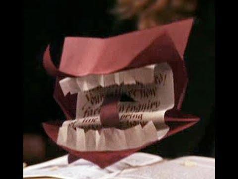 Origami Howler Youtube