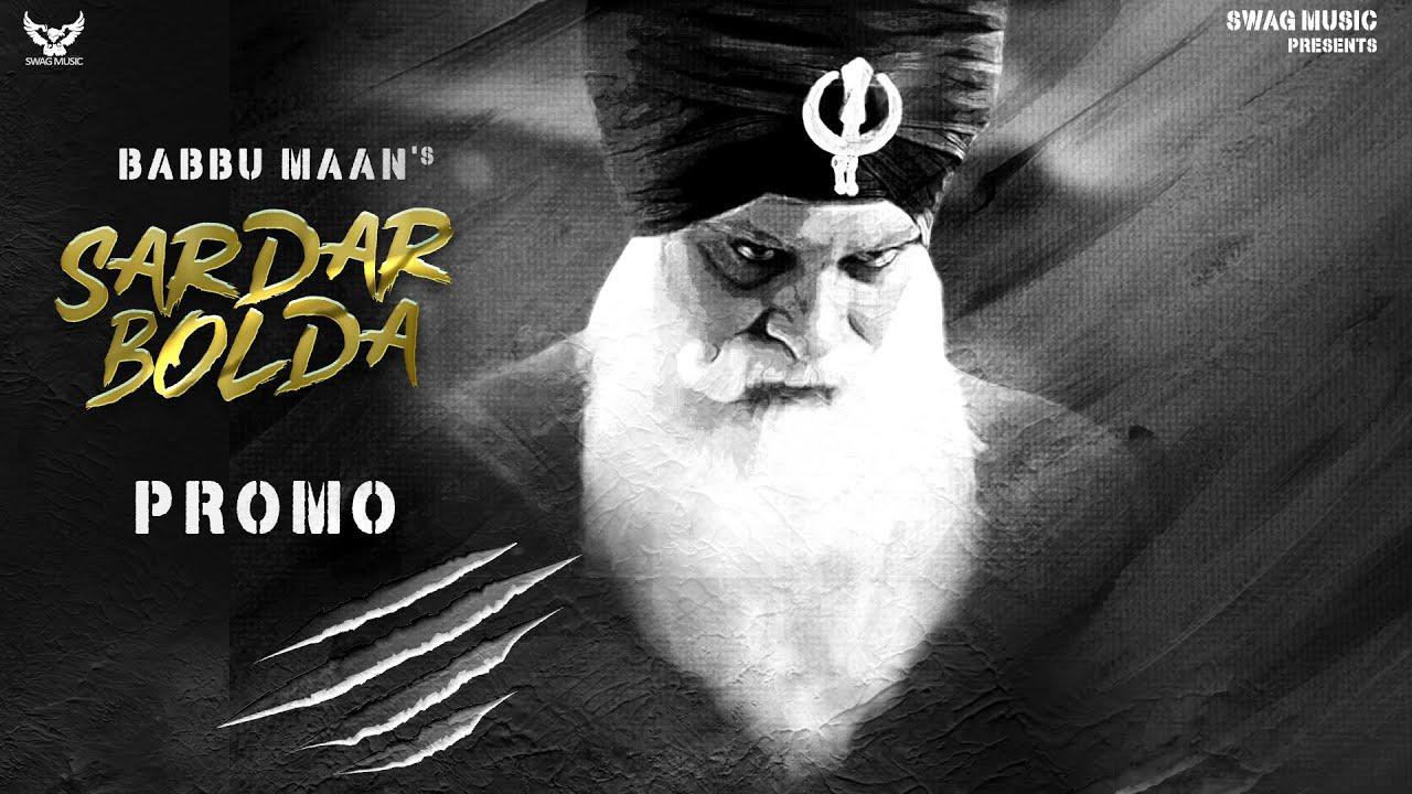 Sardar Bolda - Babbu Maan | Promo