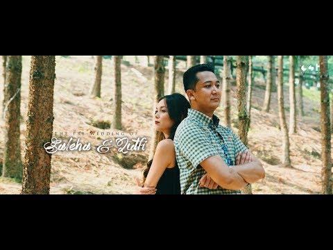 Siti Saleha & Lutfi Prewedding Official Video{Hightlight} by CST 4K