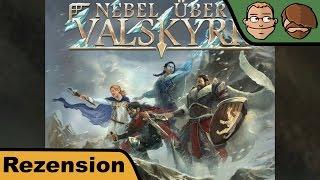Nebel über Valskyrr - Brettspiel - Anleitung und Review