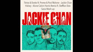 Ti Sto Amp Dzeko  Jackie Chan  Halsey