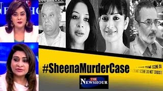 Indrani, Peter & Sanjeev Khanna Charged With Sheena Bora Murder: The Newshour Debate (17th Jan)