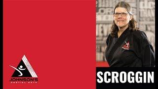 Meet Mrs. Scroggin.