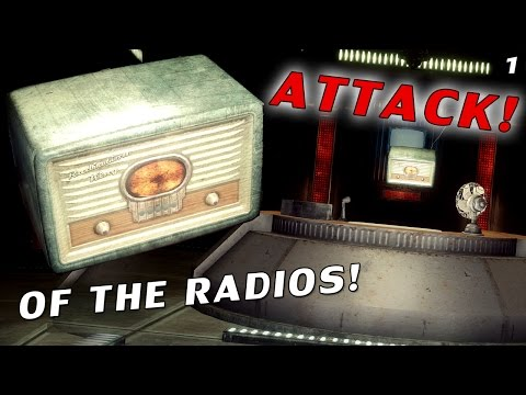 New Vegas Mods: Attack Of The Radios! - Part 1