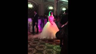 Песня на свадьбе..Жених и невеста