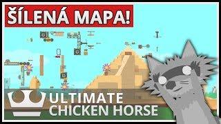 Jirka, Baxtrix, Herdyn a Wedry Hraje - Ultimate Chicken Horse