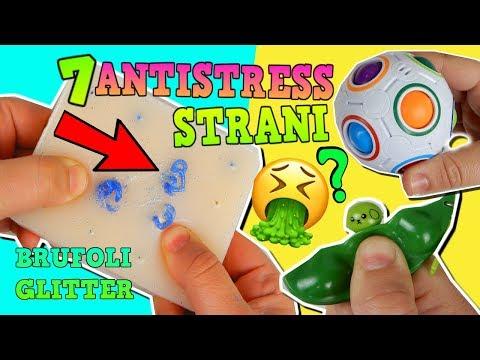 7 ANTISTRESS STRANI COMPRATI DA AMAZON AD 1 EURO Iolanda Sweets