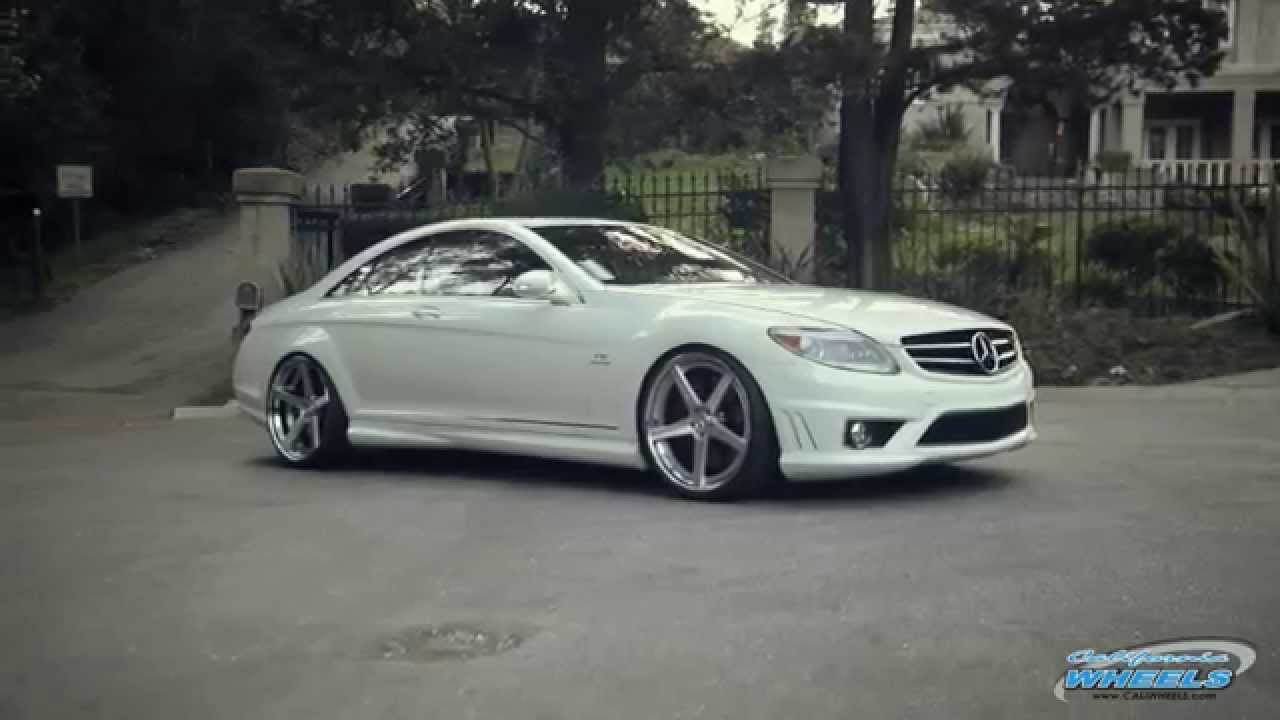 Mercedes Cl65 Amg On Rennen R5 Concave Wheels By