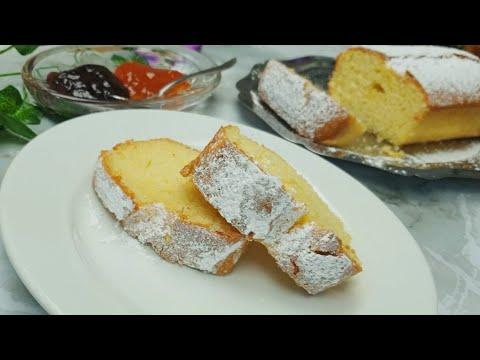 gÂteaux-moelleux-avec-un-yaourt-recette-facile-😋