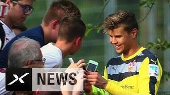 Ex-Dortmunder Mitchell Langerak vor VfB-Debüt | VfB Stuttgart - Borussia Dortmund | DFB-Pokal
