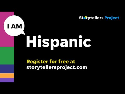 I am Hispanic | The I Am series from Storytellers Project | USA TODAY Network