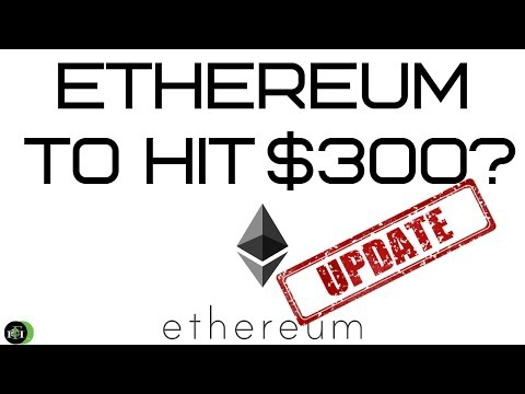 ETHEREUM TO HIT $300? (UPDATE)