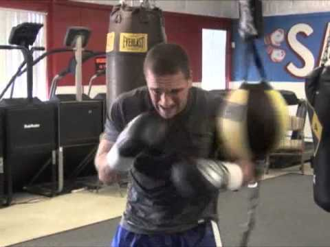 Mike Lee Workout