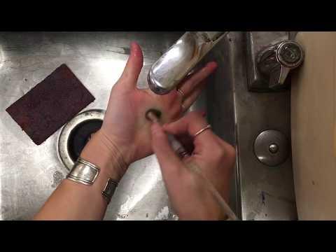 Washing Paintbrushes CORRECTLY!