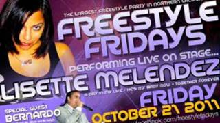 Strictly Freestyle Fridays Lisette Melendez Mini Mix