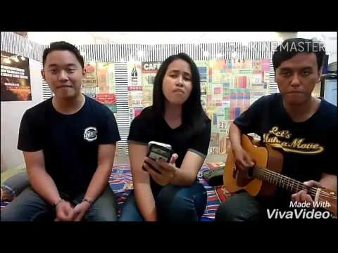 Mike Mohede - Jatuh Hati (cover Ft. Ziela & Yesa)