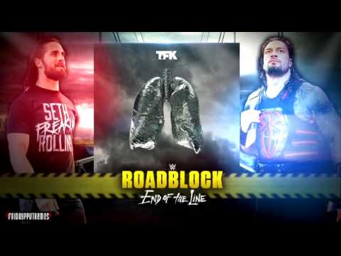 "WWE Roadblock End of the Line 2016 Official Theme Song - ""A Different Kind of Dynamite"" + DL"