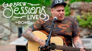 Rome - No Love Allowed (Rihanna Cover) | Brew Sessions Live