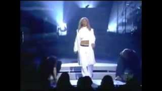 Britney Spears - Real Singing Voice HQ
