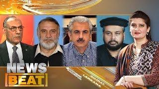 Dharna Aftershocks   News Beat   Paras Jahanzeb   SAMAA TV   02 Dec 2017