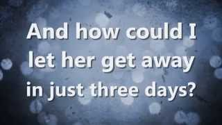 Three Perfect Days - Before You Exit (Lyrics)