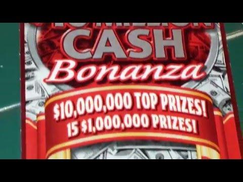 $30.00 IL. LOTTO SCRATCH TICKET #001 - WINNER!!! PART 2...