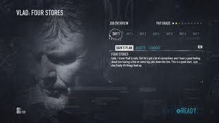 Payday 2 - First Gameplay Mission | Vlad: Four Stories HD