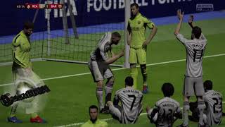 FIFA 15 GAMEPLAY! MY FIRST VIDEO!