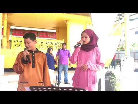 Abdul Muaz & Syafa Wany - Dengarilah (Despacito Malay Version)