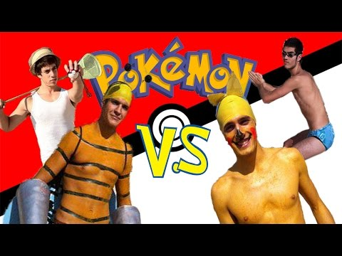 Pokemon Human Battle
