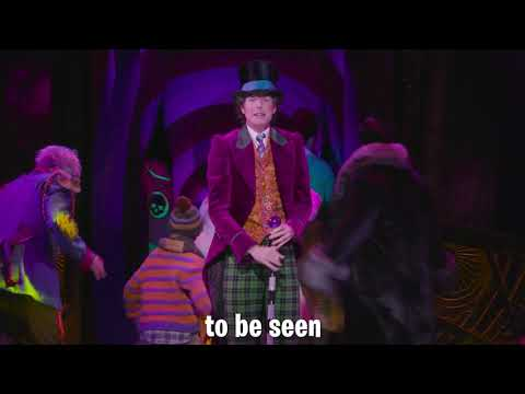 CHARLIE AND THE CHOCOLATE FACTORY   MELBOURNE   LYRIC VIDEO