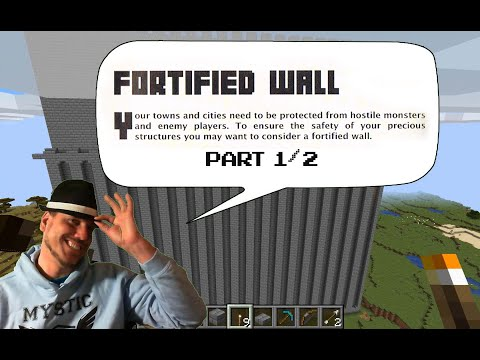 fortified-wall--minecraft-construction-handbook---part-1/2