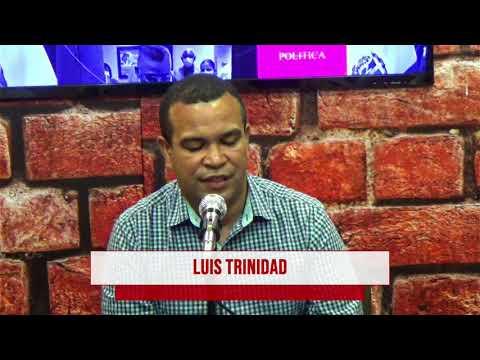 """Entrevista Luís Trinidad candidato a presidir """"ADP"""" seccional """"SDE"""""""