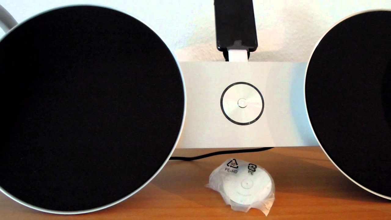 Beosound 8 Review With Iphone 5 English Youtube