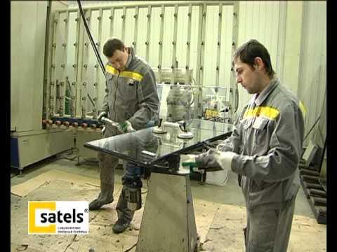 видео: Герметизация стеклопакетов