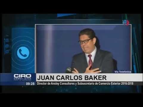 EU quiere que México homologue actividades esenciales: Juan Carlos Baker