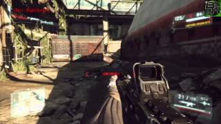 Crysis 3 - Multiplayer Review Gameplay Absturzstelle auf Airport