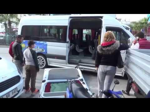 Erdemli'de Korkutan Kaza