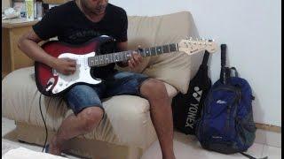 Fear of the dark - Iron Maiden guitar tab