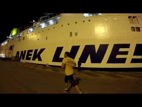 CrossFit Endurance Team Night Training @ Piraeus Port!