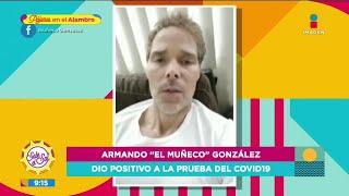 Con lágrimas, Armando 'El Muñe…