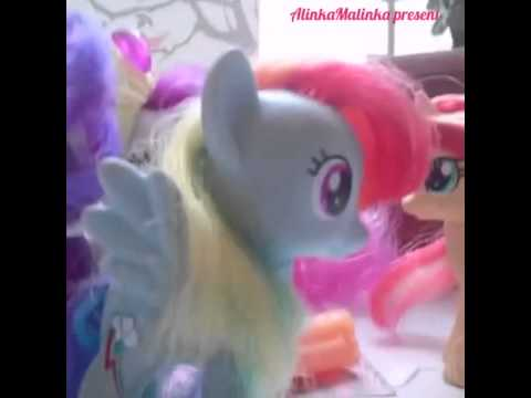 Темный ангел  1 серия Дружба это чудо Мой маленький пони сериал