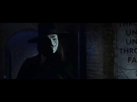 V For Vendetta 2: D For Deep Dicking