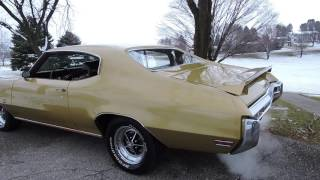 1970 buick skylark gs gold for sale at www coyoteclassics com