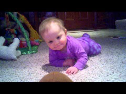 Addie Crawling