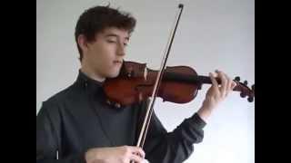 """N.Paganini: """"La Campanella"""" - Violin Concerto No. 2, Op.7"""