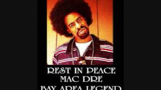 Mac DRE - Not My Job (instrumental)