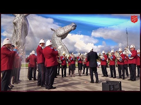 Salvation Army - Household Troops Band - Morning Star