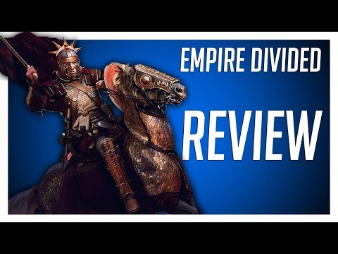 EMPIRE DIVIDED REVIEW - TOTAL WAR: ROME 2