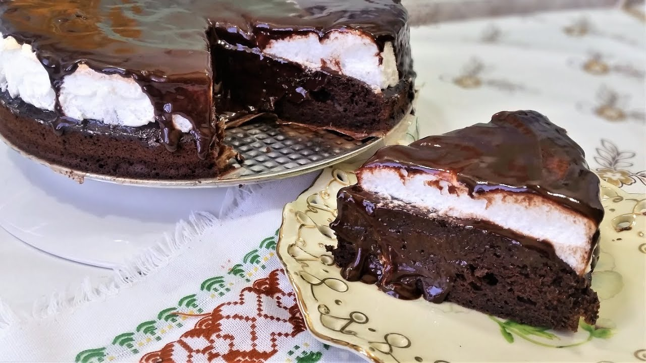 Улыбка негра торт